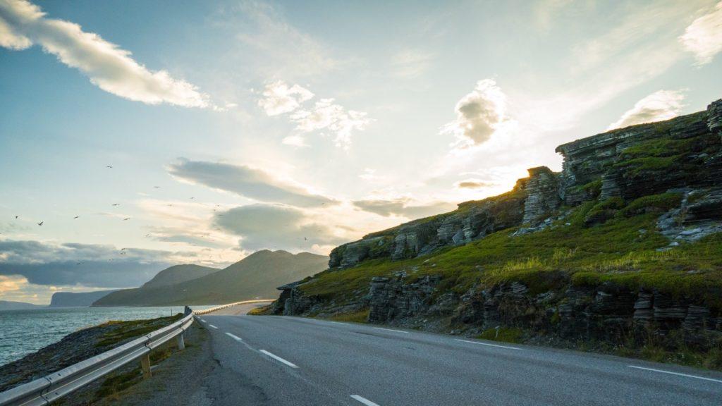 nordkapp road