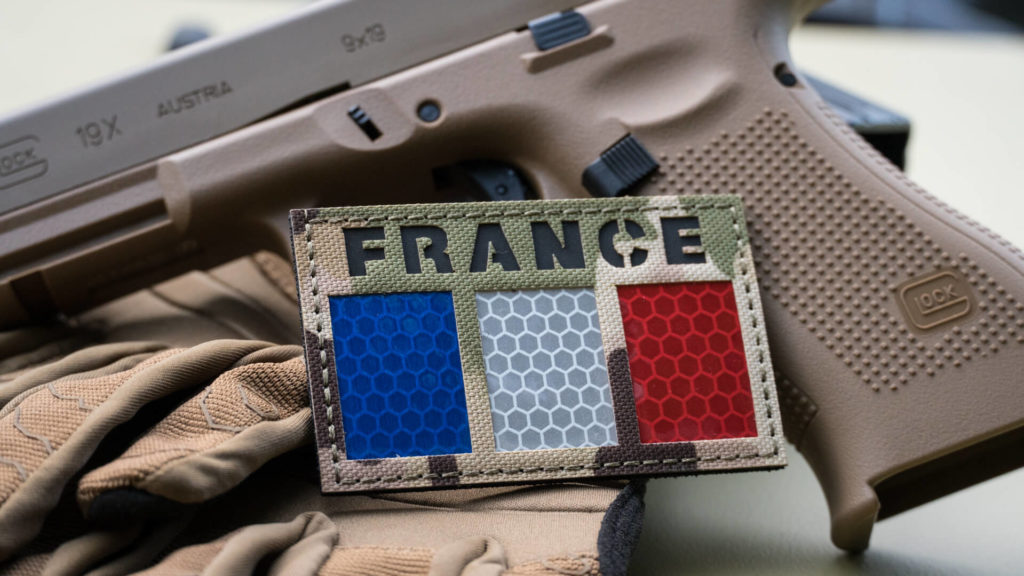 french-IR-tactical-overland-patch