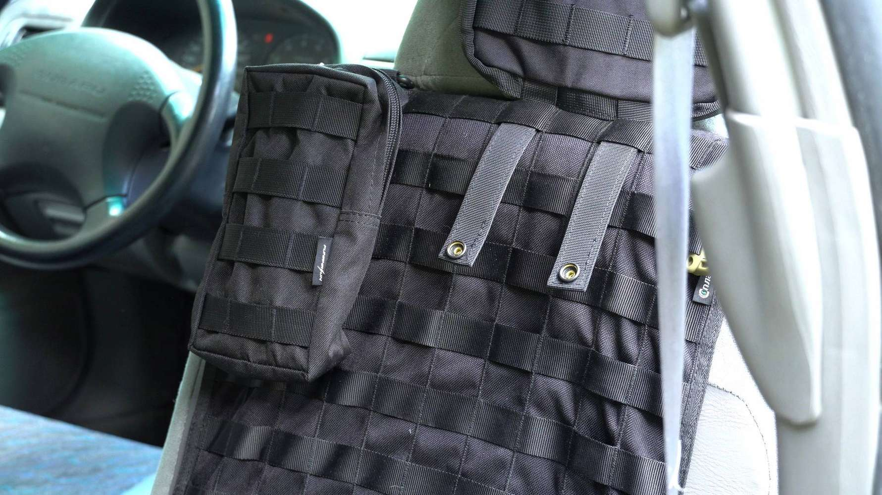molle webbing system